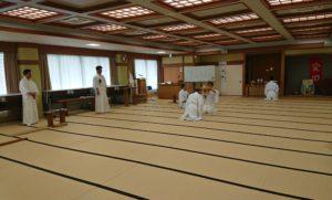 祭式研修会が開催されました